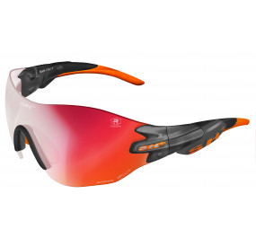 "MULTISPORT - GLASSES ""RG 4750"" WHITE-ML REVO LASER RED"