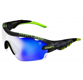 "MULTISPORT - GLASSES ""RG 4750"" WHITE-ML REVO LASER BLUE"
