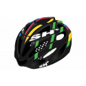 BIKE HELMET senior SHOT R1 ORANGE F./BLACK - 55/60 - S/L