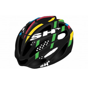 BIKE HELMET SHOT R1 ORANGE F./BLACK - 55/60 - S/L