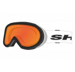 SKI HELMET SHIVER VISOR WHITE - 59/61 - L/XL