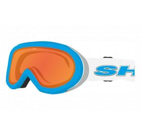 SKI HELMET SHIVER VISOR BLACK MATT - 55/58 - S/M