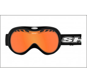 "SUNGLASSES ""RG 3050"" CRYSTAL BLACK lens  REVO RED"