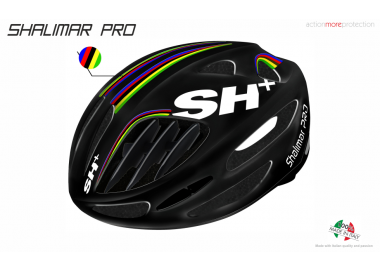 BIKE HELMET  SHABLI YELLOW FLUO MATT - 55/60 - S/L