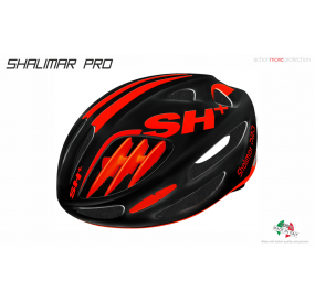 BIKE HELMET  SHABLI S-LINE BLUE/WHITE/RED - 55/60 - S/L
