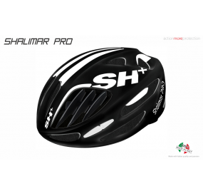 BIKE HELMET  SHABLI S-LINE BLACK MATT/WHITE - 55/60 - S/L