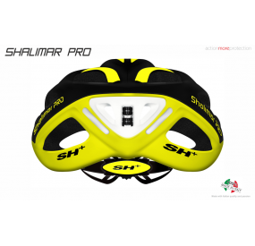 BIKE HELMET  SHALIMAR ORANGE MATT 53/57 - XS/M1