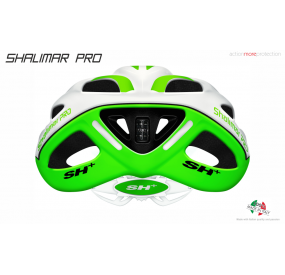 BIKE HELMET SHALIMAR WHITE MATT