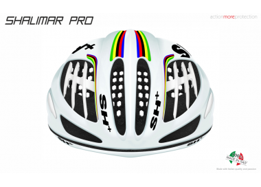 BIKE HELMET SHALIMAR YELLOW FLUO MATT