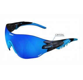 "MULTISPORT - GLASSES ""RG 4800 REACTIVE PRO"" BLACK/RED"