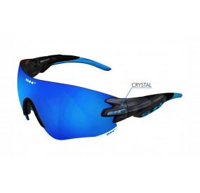 OCCHIALE SPORTIVO RG 5200 GRAPHITE revo laser blue cat.3