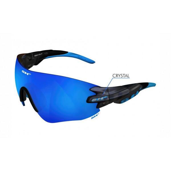 "SPORTGLASSES ""RG 5200"" GRAPHITE revo laser blue cat.3"