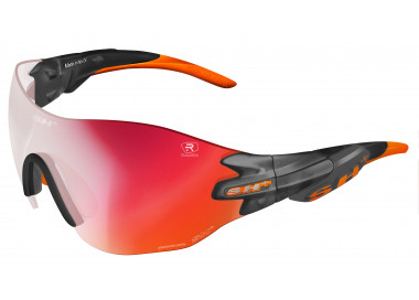 "MULTISPORT - GLASSES RG 4750"" WHITE-ML REVO LASER RED"""