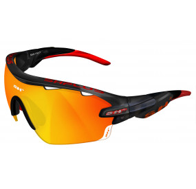 "MULTISPORT - GLASSES ""RG 4750"" ORANGE-ML REVO LASER RED"