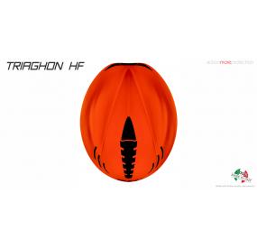 BIKE HELMET TRIAGHON HF ORANGE F./BLACK