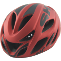 BIKE HELMET SHALIMAR PRO BLACK MATT/RED