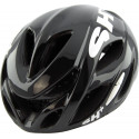 BIKE HELMET SHALIMAR PRO BLACK MATT/YELLOW F.