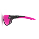 CASCO BICICLETTA SHALIMAR PRO BIANCO OPACO/ROSA FLUO