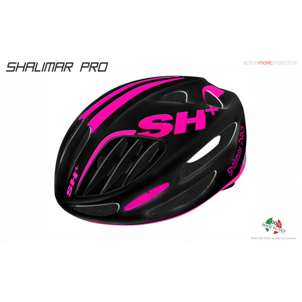 BIKE HELMET SHABLI BLACK - 55/60 - S/L