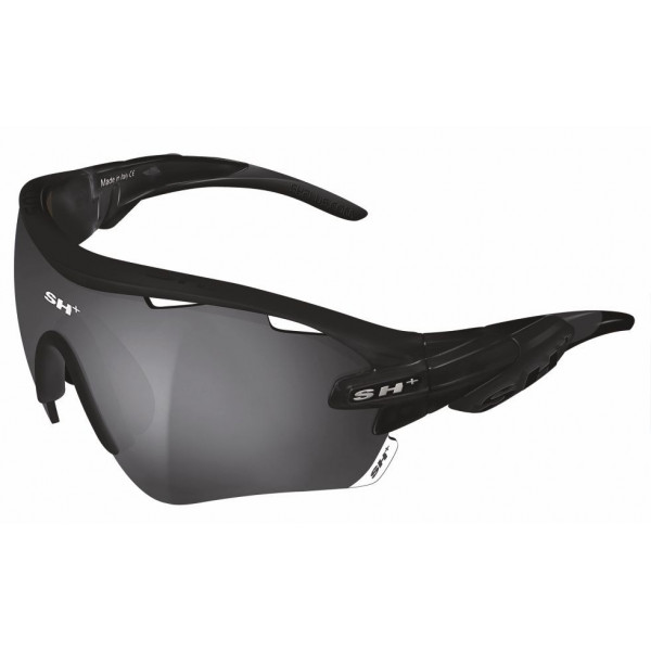 "SPORTGLASSES ""RG 5100"" BLACK smoke lens cat.3"