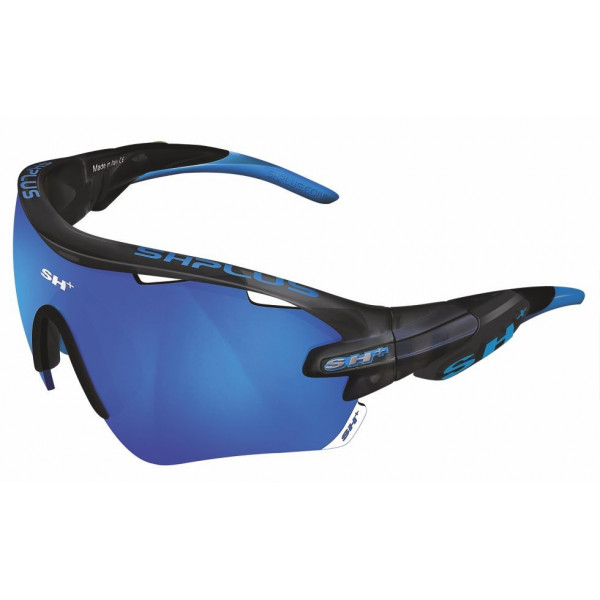 OCCHIALE SPORTIVO RG 5100 GRAFITE lente specchiata blu cat.3