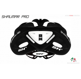BIKE HELMET SHALIMAR PRO BLACK MATT/WHITE