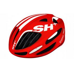 BIKE HELMET SHALIMAR PRO RED/WHITE