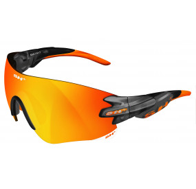 "SPORTGLASSES ""RG 5200"" GRAPHITE ORANGE revo laser red cat.3"