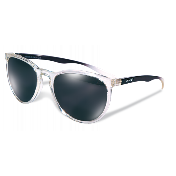 "SUNGLASSES ""RG 3050"" CRYSTAL BLACK lens SMOKE"