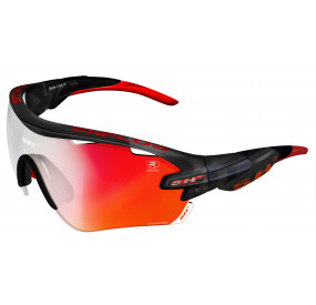 "SPORTGLASSES ""RG 5100"" REACTIVE FLASH GRAPHITE lens photocromic red cat. 1-3"