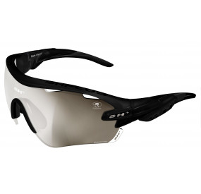 "SPORTGLASSES ""RG 5100""REACTIVE FLASH BLACK MATT lens photocromic silver cat. 1-3"