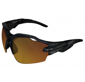 "MULTISPORT - GLASSES ""RG 5000 WX"" BLACK MATT brown polarized lens cat.3"