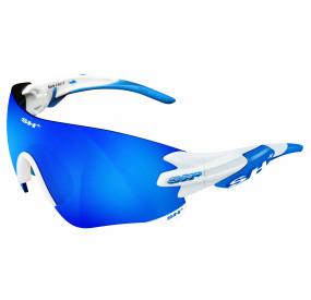 OCCHIALE SPORTIVO RG 5200 BIANCO revo laser blue cat.3