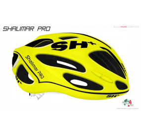 BIKE HELMET SHALIMAR PRO YELLOW MATT/BLACK
