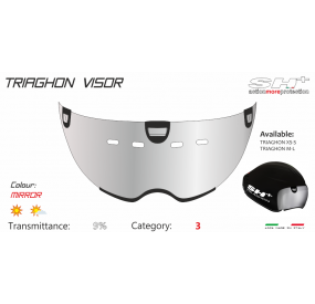 VISOR FOR TRIAGHON MIRROR