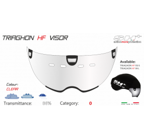 VISOR FOR TRIAGHON HF CLEAR