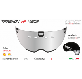 VISOR FOR TRIAGHON HF MIRROR
