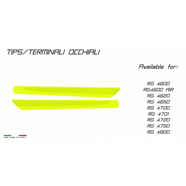 TIP series 46XX/47XX/48XX SH+ YELLOW FLUO