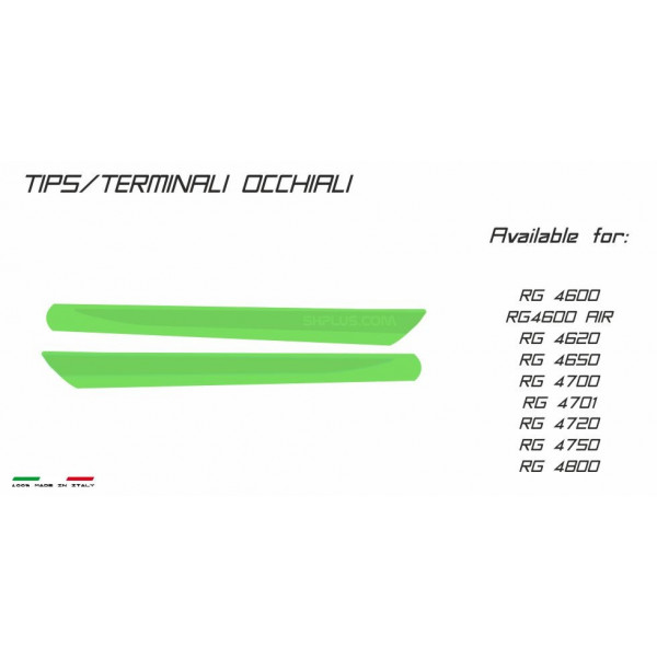 TIP series 46XX/47XX/48XX SH+ GREEN FLUO
