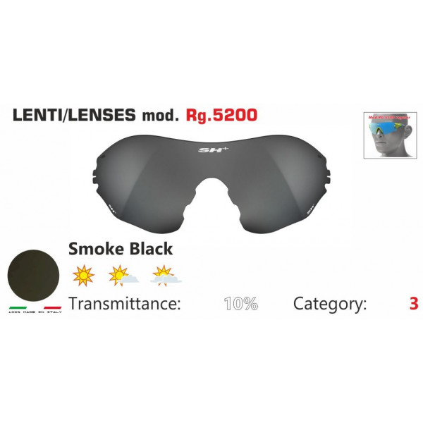 SMOKE LENS RG 5200