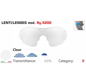 CLEAR LENSES RG 5200