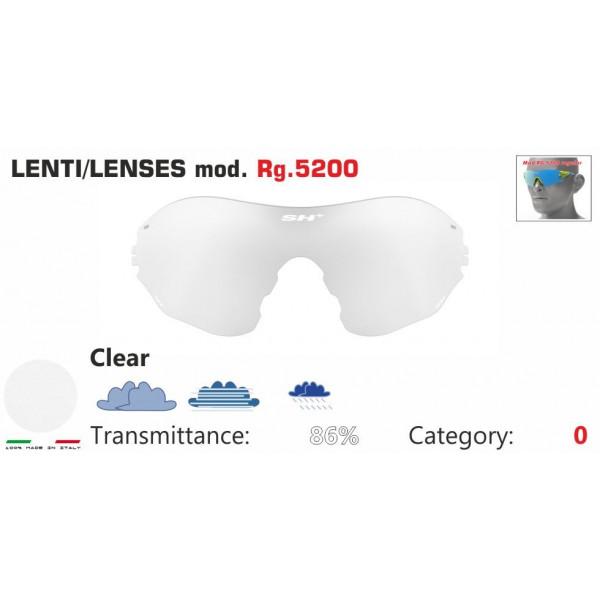 LENTE TRASPARENTE RG 5200