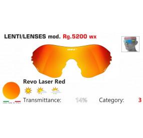 MULTI LAYER RED LENSES RG 5200WX