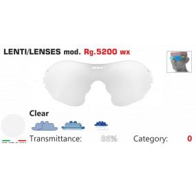 CLEAR LENSES RG 5200