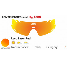 MULTI LAYER RED LENSES RG 4800
