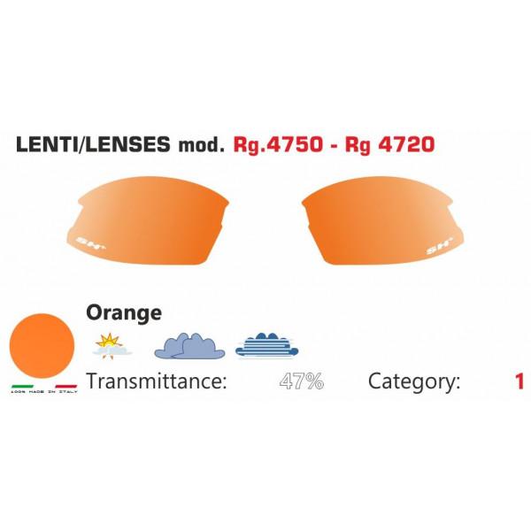 LENTE ARANCIONE RG 4750-4720