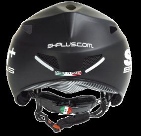 CASCO BICICLETTA senior EOLUS NERO ITALIA - 55/60 - S/L