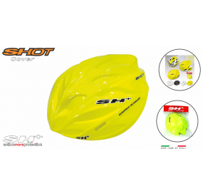 SHOT  WINTER COVER YELLOW FLUO