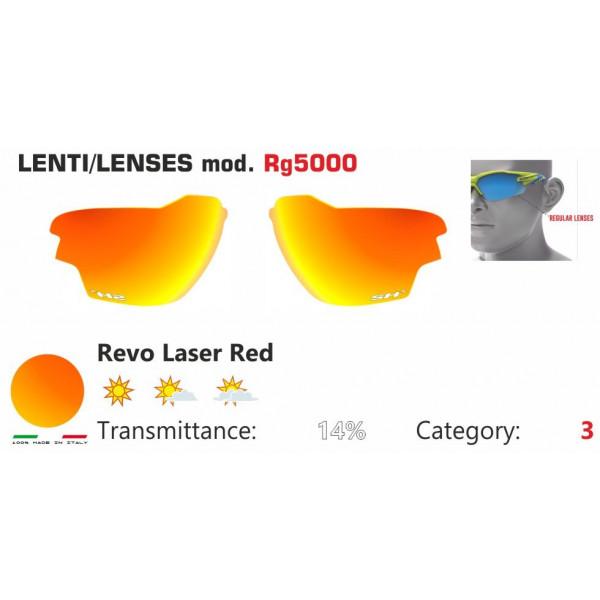 LENTE REVO ROSSA RG 5000
