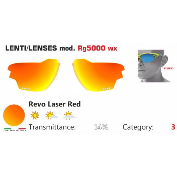LENTE REVO ROSSA RG 5000WX